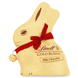 Lindt GOLD BUNNY Milk 50g - Short Dated Stock*