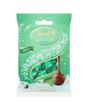 Lindt LINDOR Milk Mint Chocolate Mini Truffles 80g