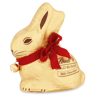 Lindt GOLD BUNNY Milk 100g - Short Dated Stock*