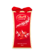 Lindt LINDOR Milk Chocolate Gift Bow Box 75g
