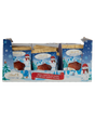 Lindt Snowflake Chocolate Box 20gx33