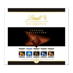 Lindt EXCELLENCE Tasting Collection Box 200g