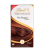 Lindt Dark No Added Sugar Bar 100g - Short Dated Stock*