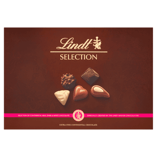 Lindt Selection Chocolate Box 427g