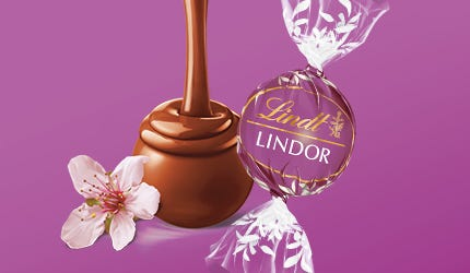 Lindt LINDOR Almond Truffle