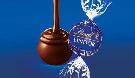 Lindt LINDOR Dark 45% Truffle