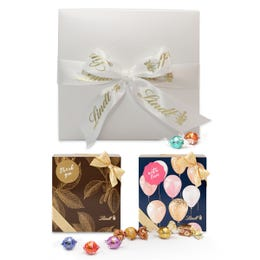 Lindt 750g Pick & Mix Box (Including Choice of Box)