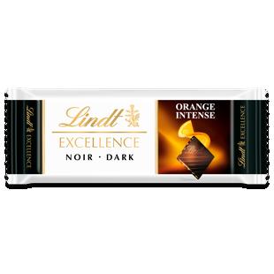 Lindt EXCELLENCE Dark Orange Intense Bar 35g - Short Dated Stock*