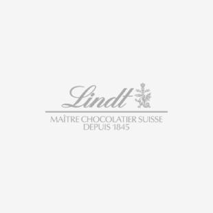Lindt LINDOR Silver Advent Calendar 300g