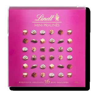 Lindt MINI PRALINES Chocolate Box 180g