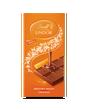 Lindt LINDOR Milk Orange Bar 100g