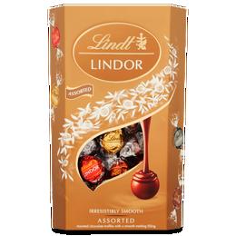 Lindt LINDOR Assorted Truffles 600g - Short Dated Stock*