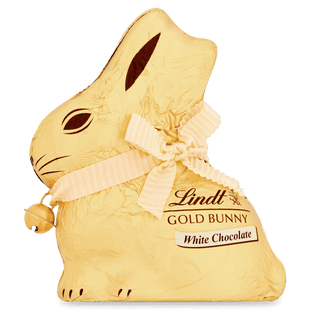 Lindt GOLD BUNNY White 100g - Short Dated Stock*