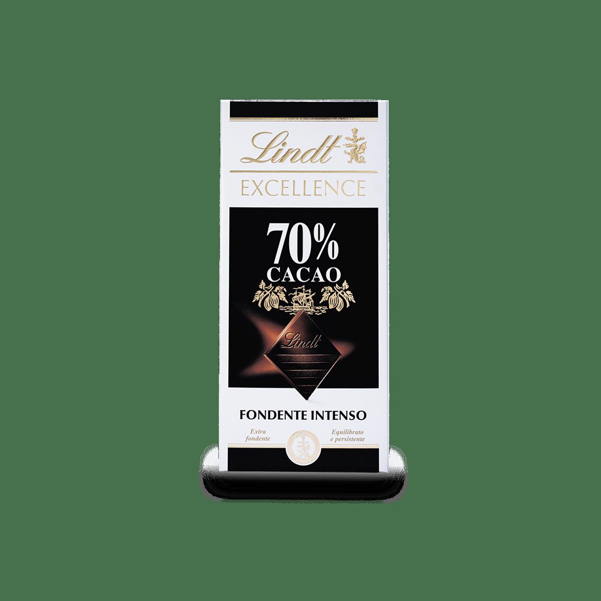 Tavoletta Excellence 70% 100g