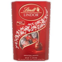 Lindt LINDOR Milk Chocolate Truffles 337g
