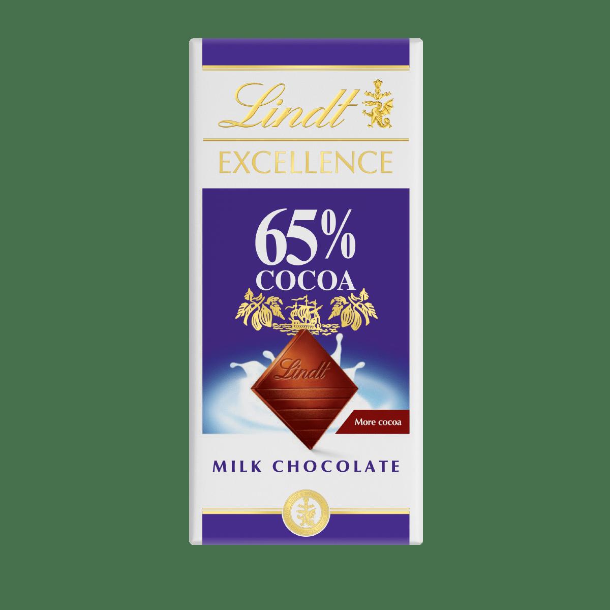 EXCELLENCE Super Milk 65% 80г