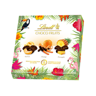 Lindt CHOCO FRUITS 80g
