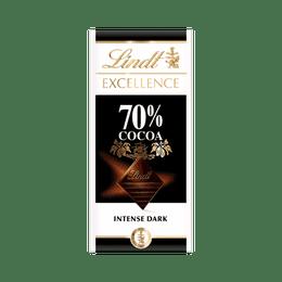 Lindt EXCELLENCE Dark 70% Bar 100