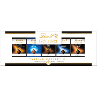 Lindt EXCELLENCE Tasting Collection 100g