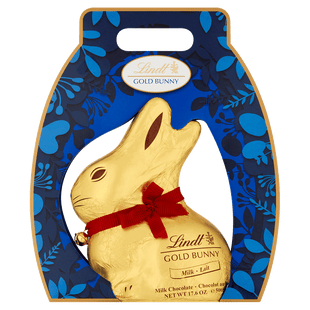 Lindt GOLD BUNNY Milk 500g - Short Dated Stock*