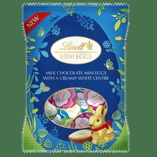 Lindt GOLD BUNNY Milk Mini Eggs 80g - Short Dated Stock*