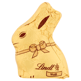 Lindt GOLD BUNNY White 10g x 100 - Short Dated Stock*
