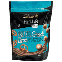 Lindt HELLO Pretzel Snack Bites 90g
