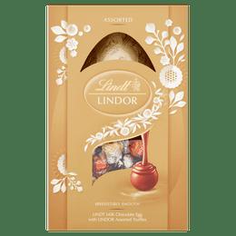 Lindt LINDOR Assorted Easter Egg 260g