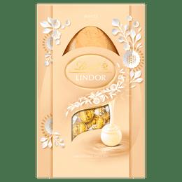 Lindt LINDOR White Easter Egg 260g