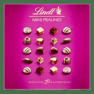 Lindt MINI PRALINES Box 100g