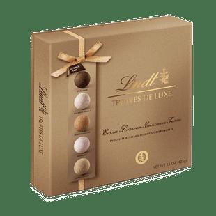 Lindt TRUFFES DE LUXE No Alcohol 425g - Short Dated Stock*
